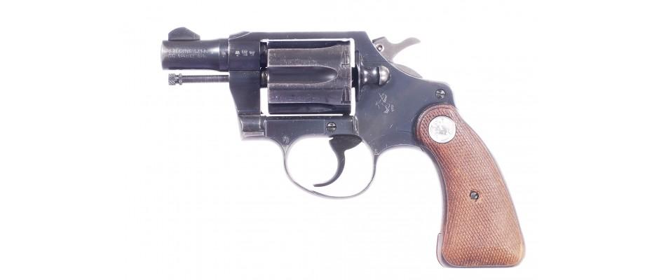 Revolver Colt Detective Special 38 Special