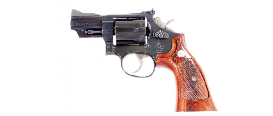Revolver Smith&Wesson Model 19-7 357 Magnum