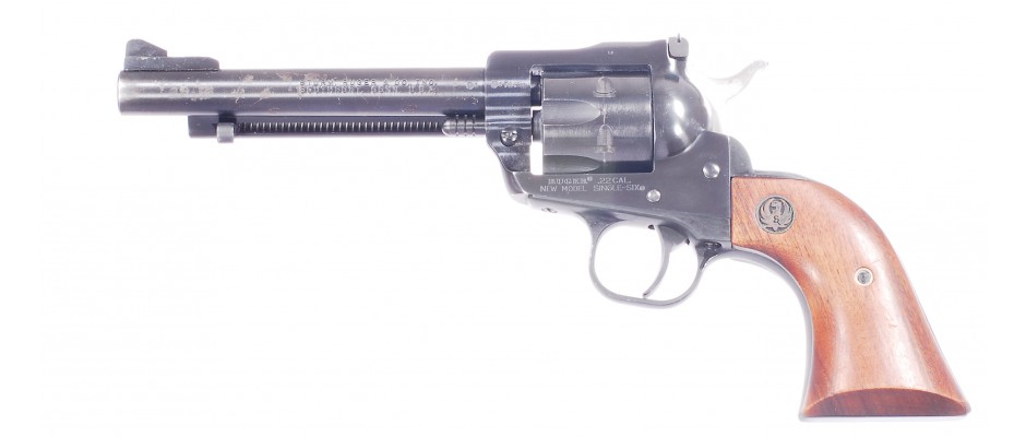 Revolver Ruger New Model Single Six 22 LR