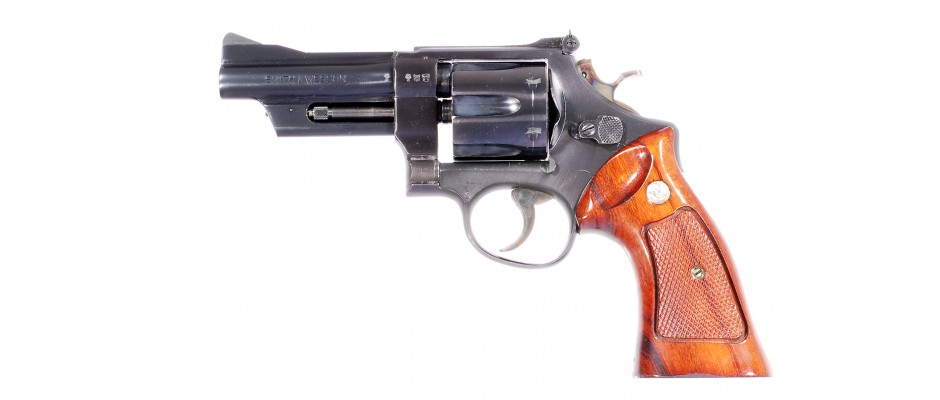 Revolver Smith&Wesson Model 28-2 Highway Patrolman 357 Magnum