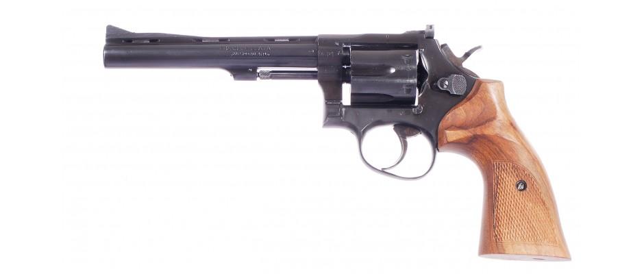 Revolver Franchi Llama RF 83 Target 38 Special