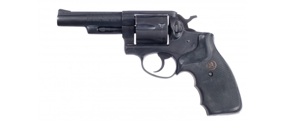 Revolver Ruger Police Service-Six 38 Special