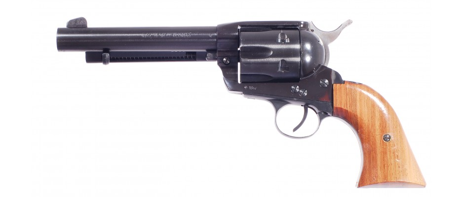 Revolver H. Schmidt 357 Magnum