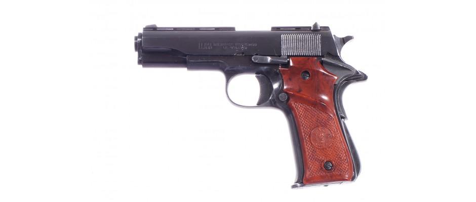 Pistole Llama Especial 9 mm Br.