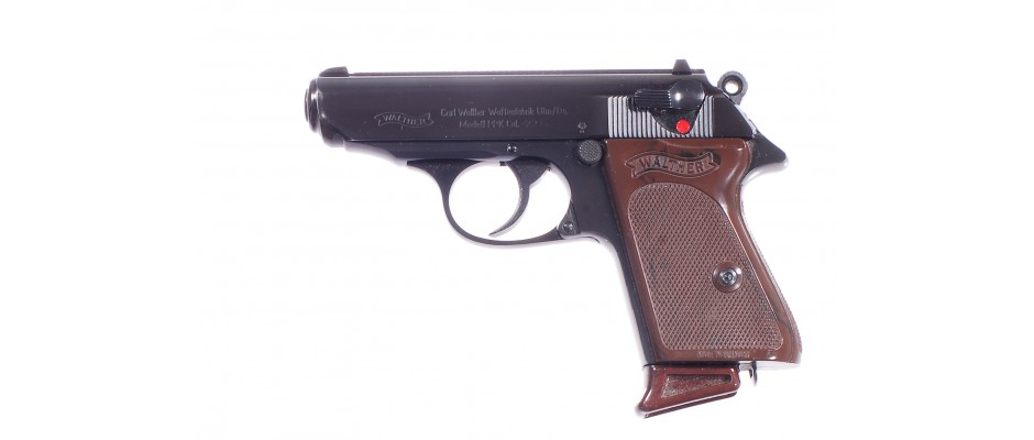 Pistole Walther PPK 22 LR