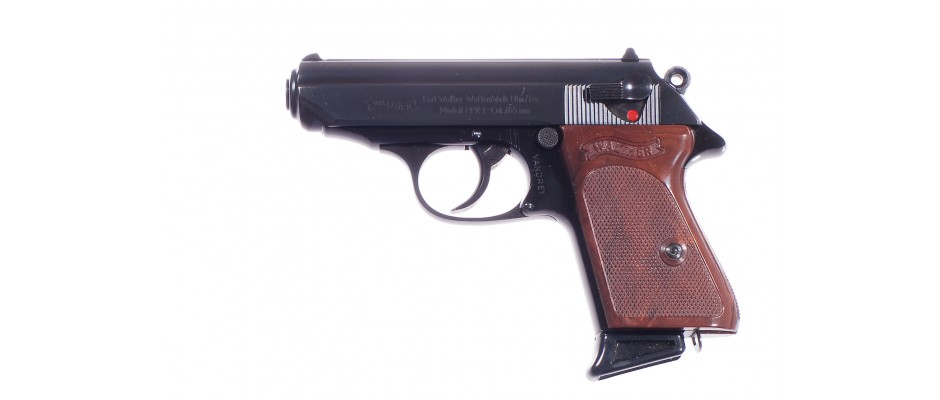 Pistole Walther PPKL 7,65 mm Br.