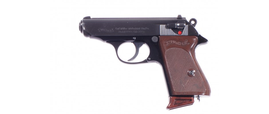 Pistole Walther PPKL 22 LR