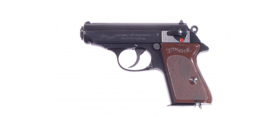 Pistole Walther PPK 7,65 mm Br