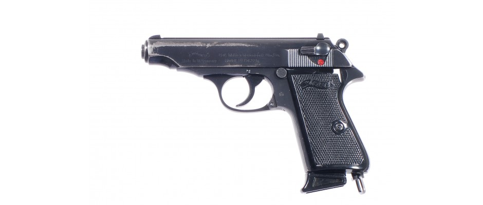 Pistole Walther PP 22 LR