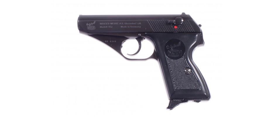Pistole Mauser HSc 7,65 mm Br.
