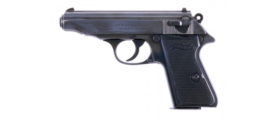 Pistole Walther PP 9 mm Br