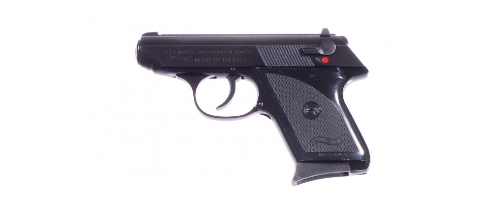 Pistole Walther TPH 6,35 mm Br.