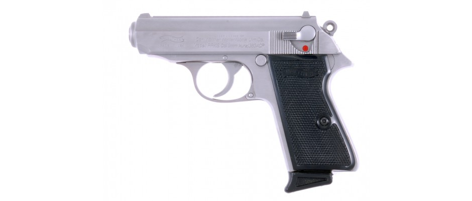 Pistole Walther PPK/S 9 mm Br