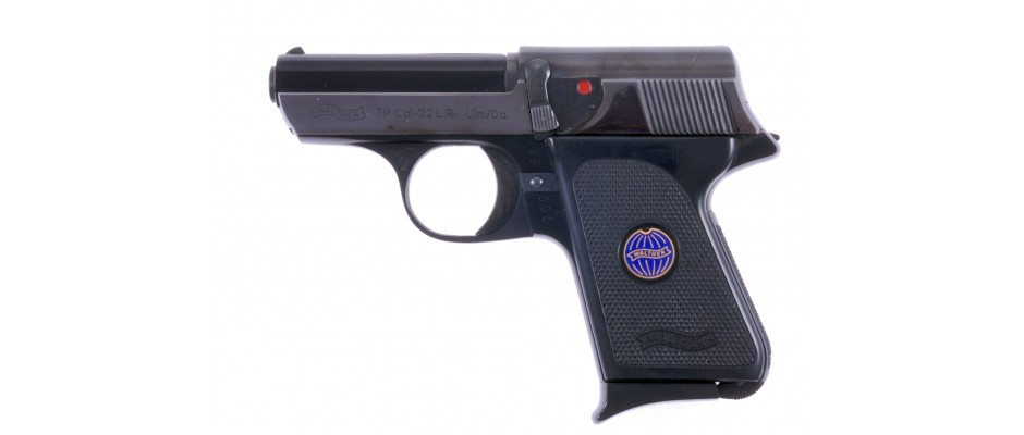 Pistole Walther TP 22 LR
