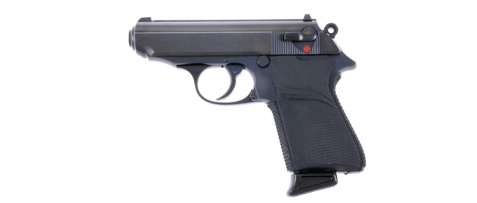 Pistole Walther PPKS 9 mm Br