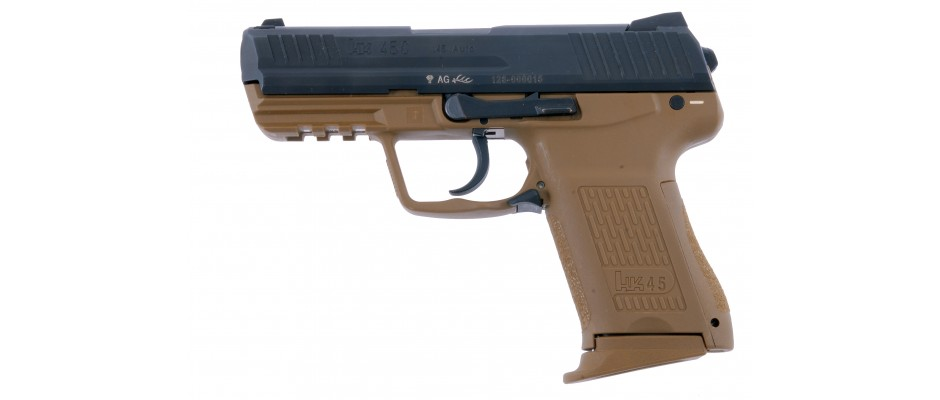 Pistole Heckler&Koch 45 C 45 ACP