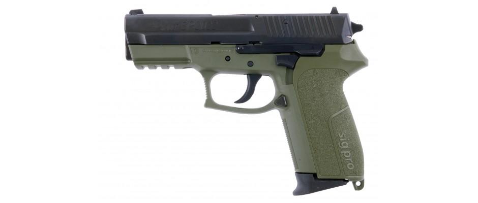Pistole Sig Sauer SP 2022 9 mm Luger