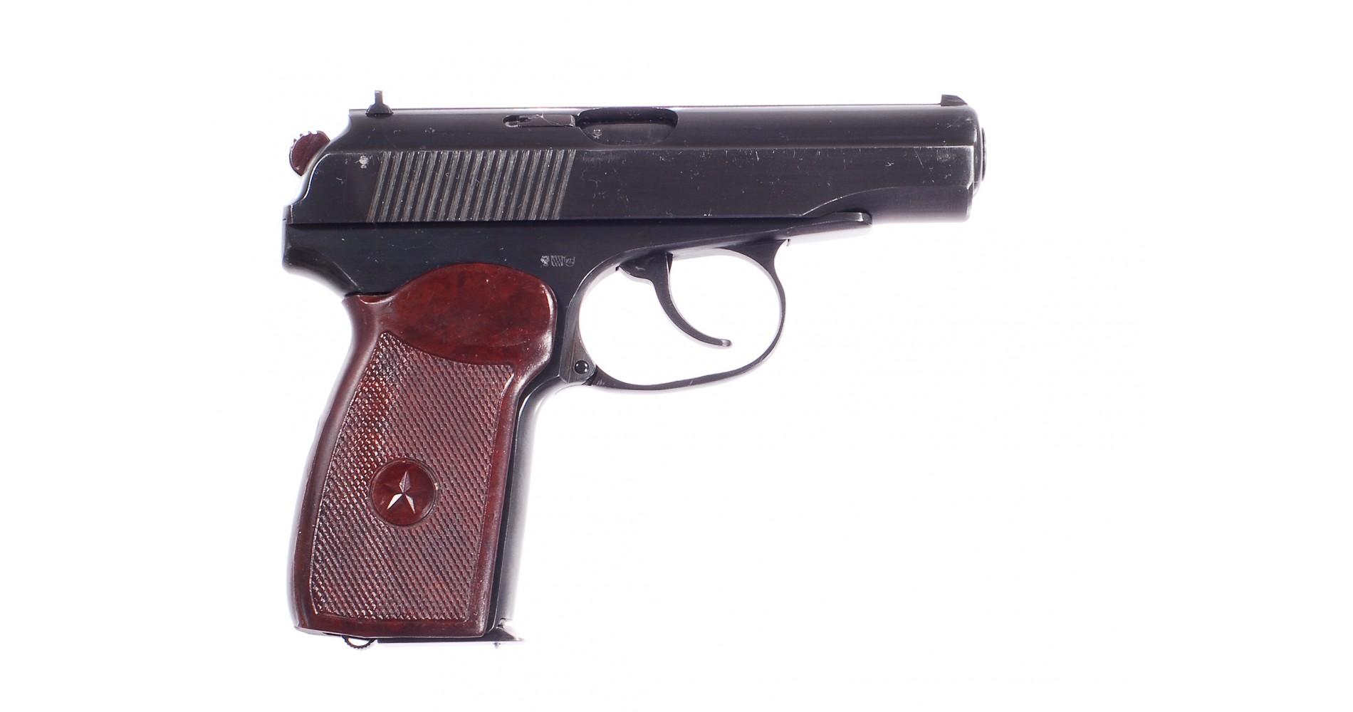 Pistole IJ-70-01 (PM Makarov) 9x18 mm Makarov - č. 3103 ...