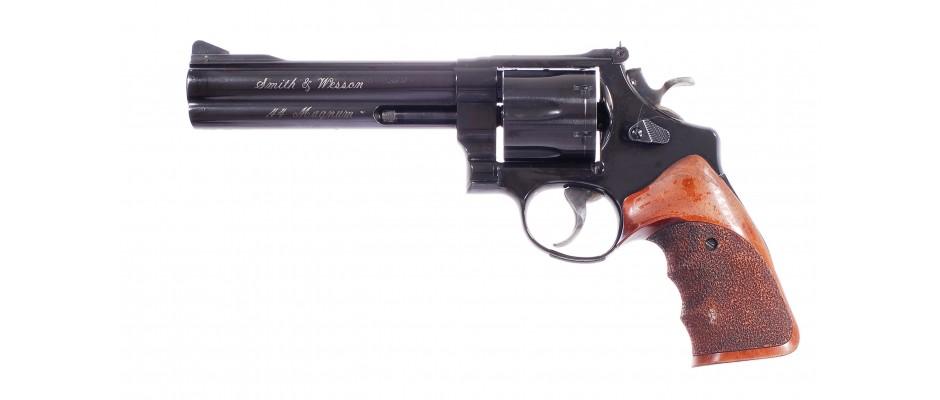 Revolver Smith&Wesson mod. 29-6 Target Champion 44 Magnum