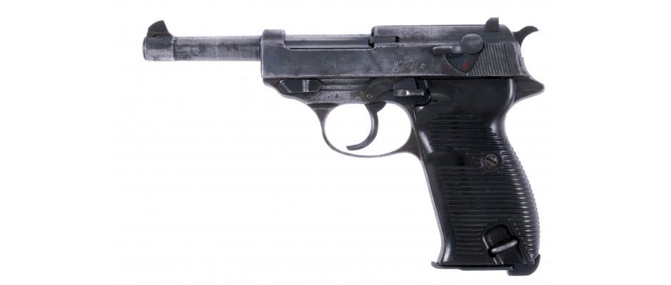 Pistole P.38 9 mm Luger