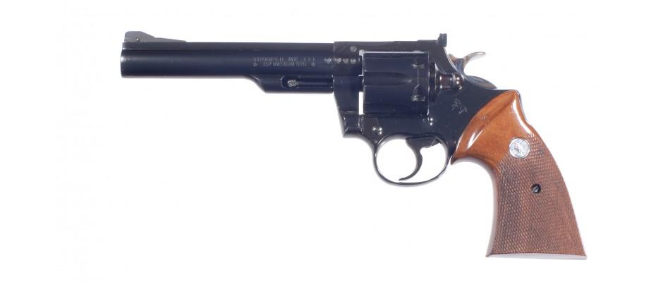 Revolver Colt Trooper III 357 Magnum