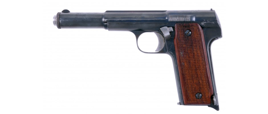 Pistole Astra model 1921 9 mm Largo