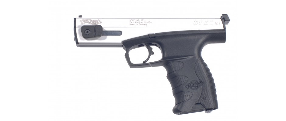 Pistole Walther SP22 M1