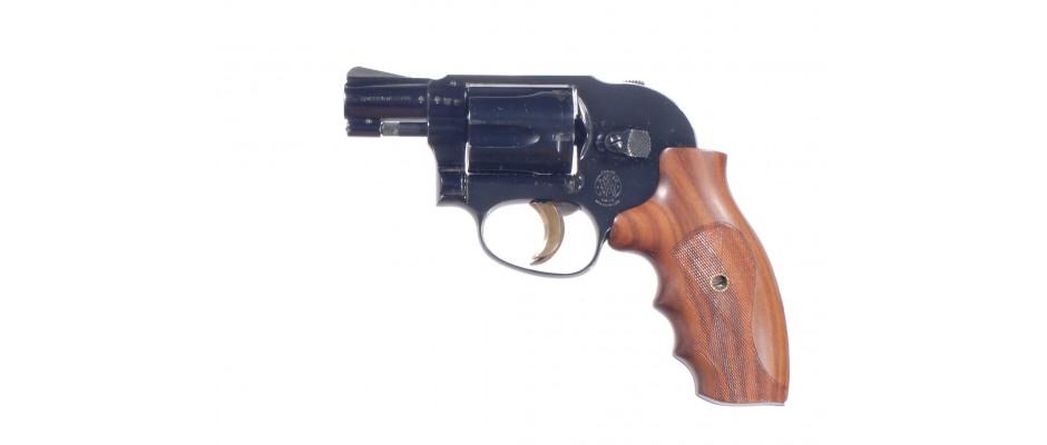 Revolver Smith&Wesson 49 .38 SPL