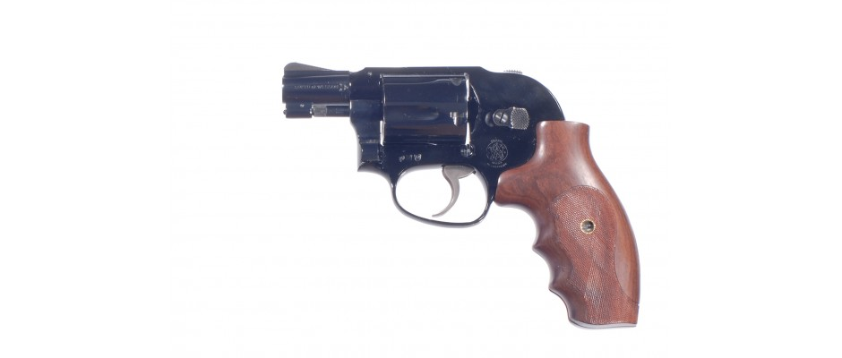 Revolver Smith&Wesson Model 38 Bodyguard Airweight 38 Special