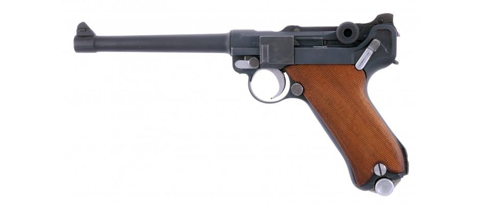 Pistole P.08 9 mm Luger