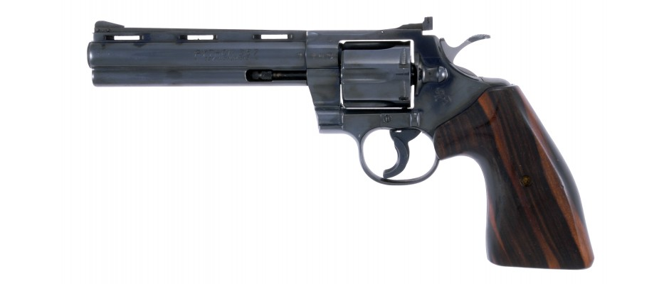 Revolver Colt Python 357 Magnum