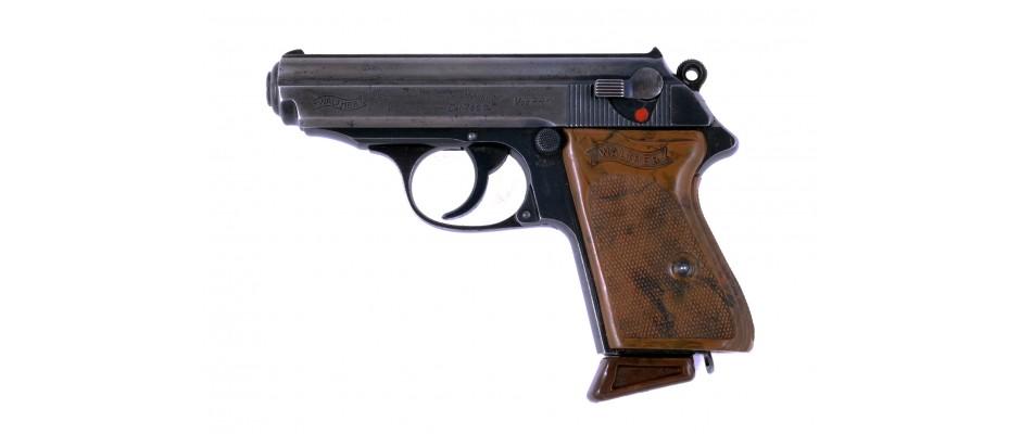 Pistole Walther PPK  WW II 7,65 mm Br