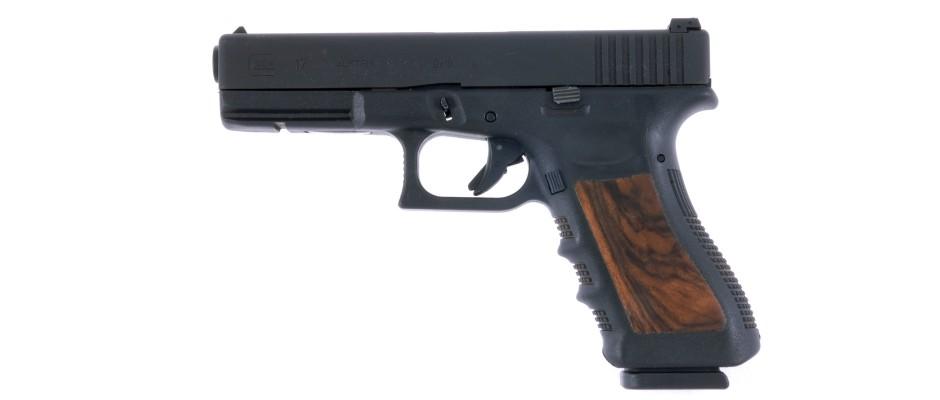 Pistole Glock 17 9 mm Luger