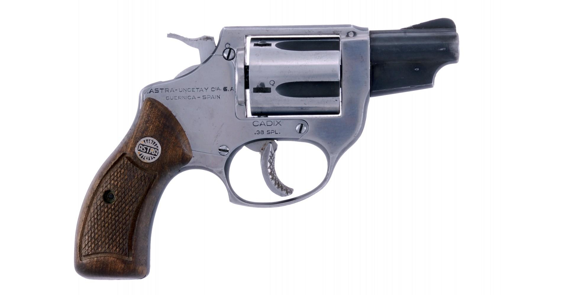 38 special gun: