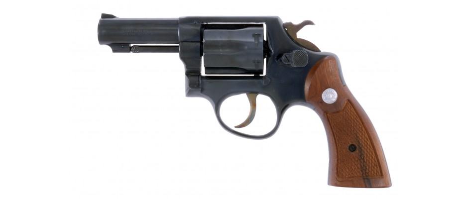 Revolver Taurus Model 80 38 Special
