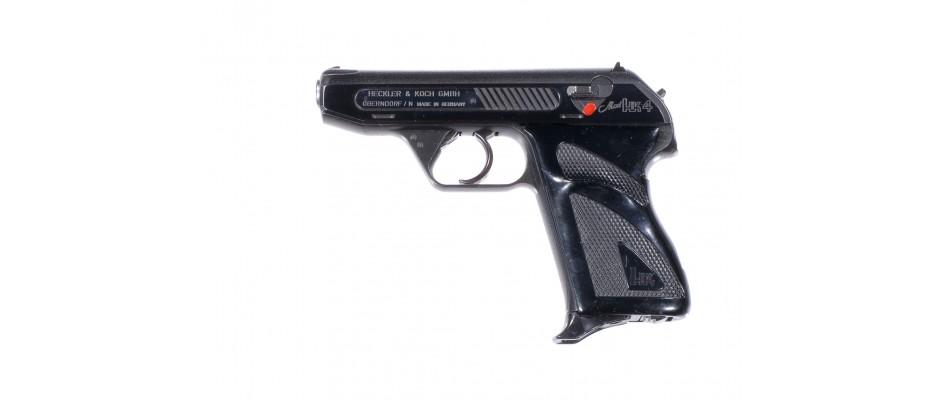 Pistole Heckler&Koch HK4 7,65 mm Br + set 22 LR