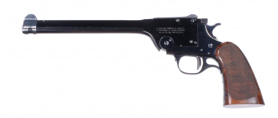 Pistole jednoranová Harrington&Richardson Single Shot 22 LR