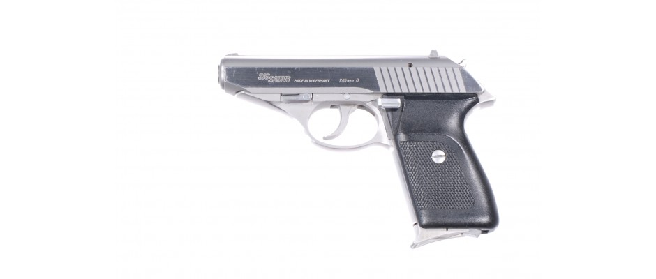 Pistole Sig Sauer P 230 SL 7,65 mm Br