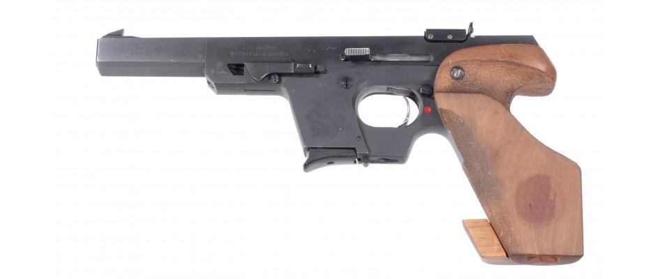 Pistole samonabíjecí Walther GSP .22 LR