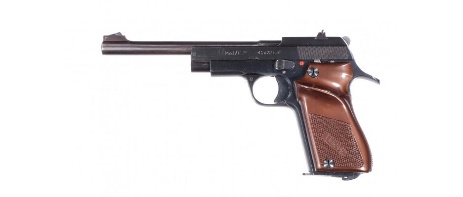 Pistole Unique model D.6 22 LR