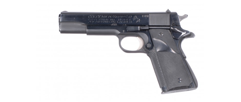 Pistole Colt MK IV Series 70 Government Model 45 ACP