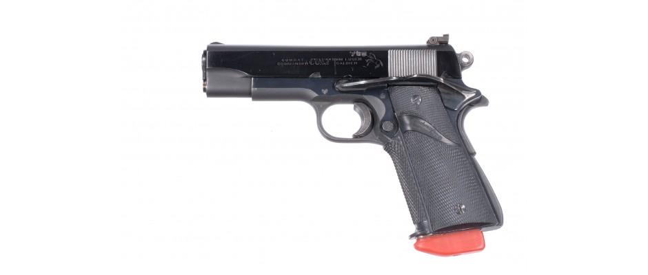 Pistole Colt Combat Commander 9 mm Luger