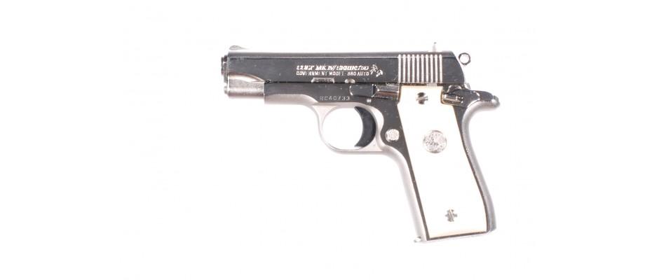 Pistole Colt MK IV Series 80 Government Model 9 mm Br