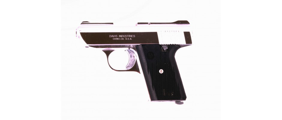 Pistole Davis P 380 9 mm Luger