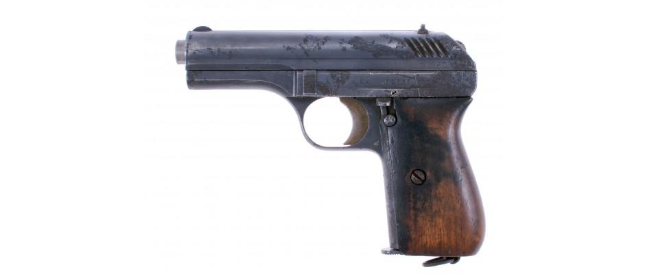 Pistole ČZ vz.24 9 mm vz.22