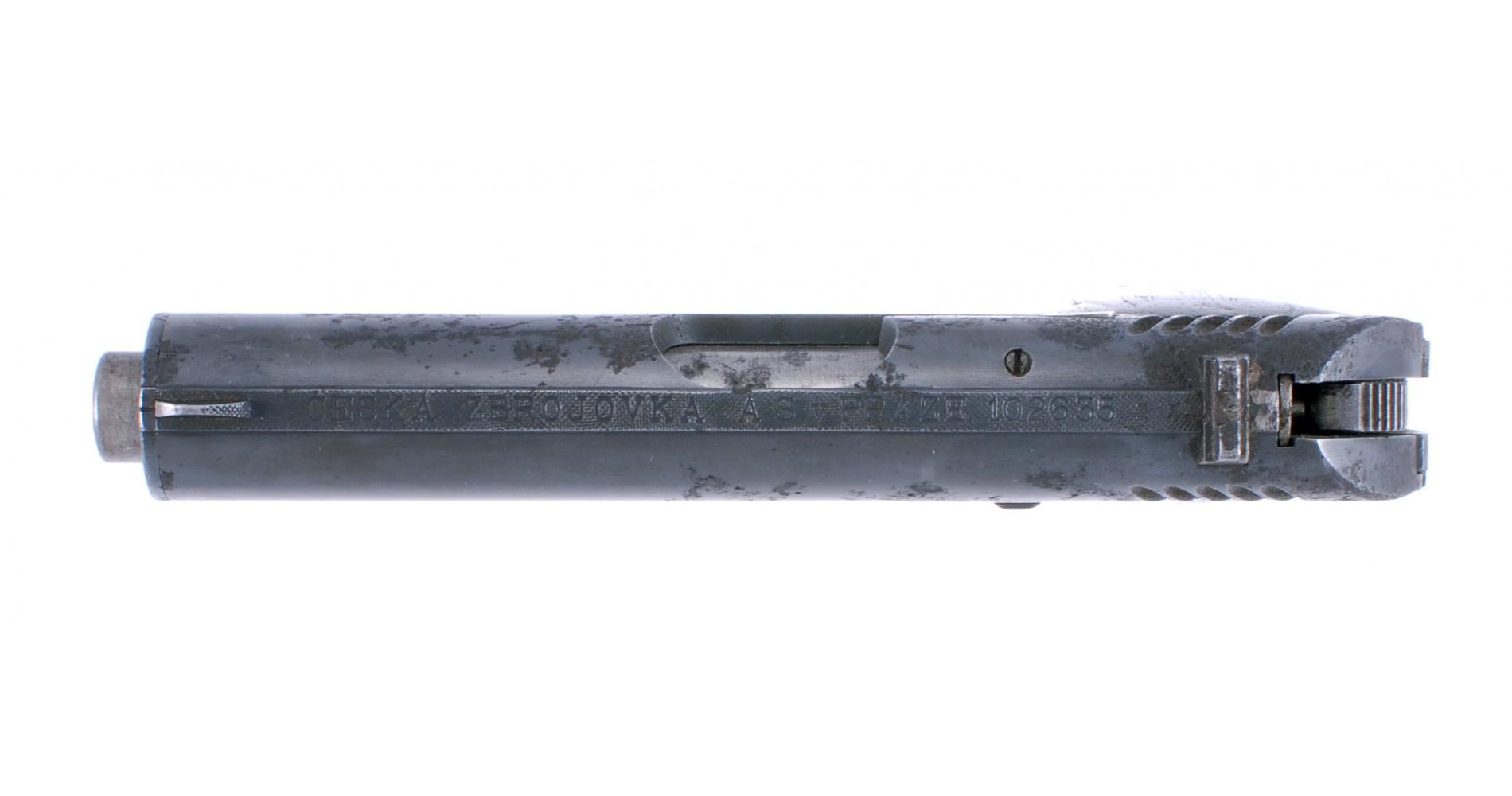 Pistole ČZ vz 24 9 mm vz 22