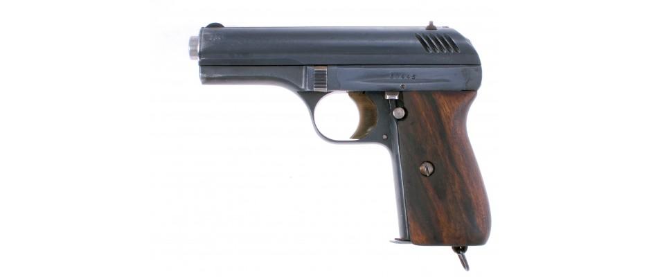 Pistole ČZ vz.24 9mm vz.22