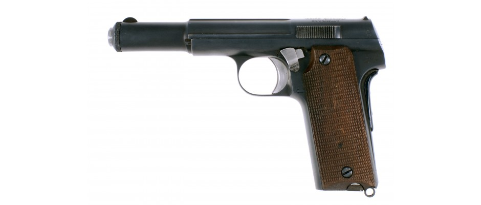 Pistole Astra 600/43 9 mm Luger