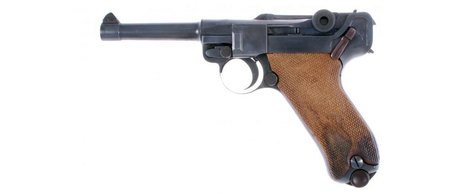Pistole P.08 DWM 9 mm Luger