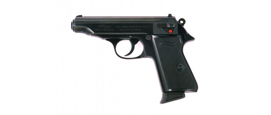 Pistole Walther PP 7,65 mm Br